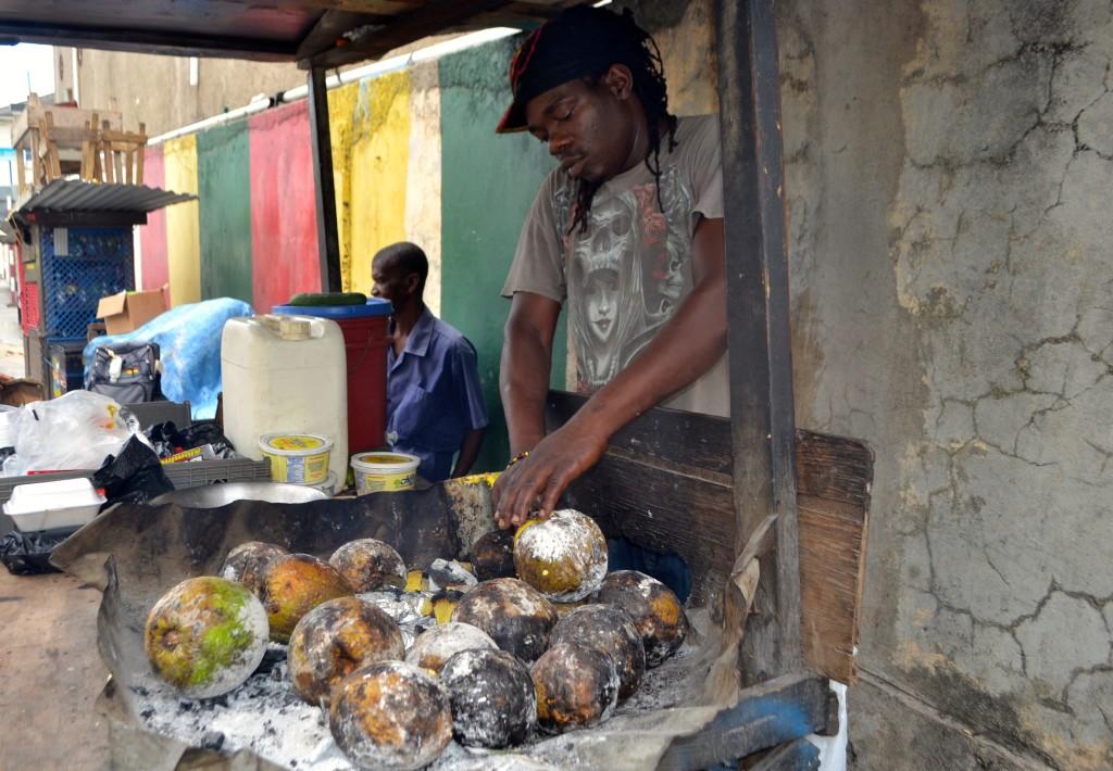 Falmouth Jamaica Food Tour