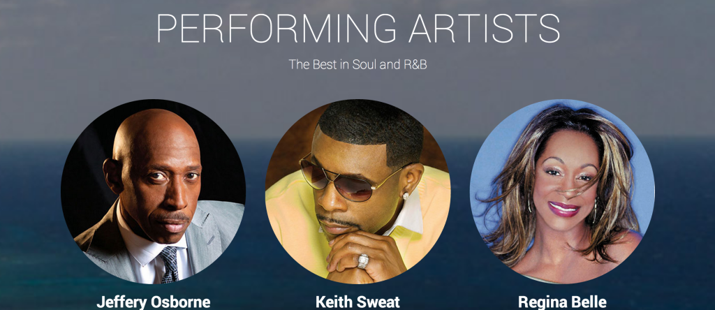 Soul in the Sun Artist Lineup